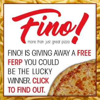 Fino! is giving away a FREE FERP. You could be the lucky winner. 1