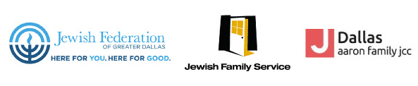 From Jewish Federation of Greater Dallas, Jewish Family Service and the Aaron Family JCC 1