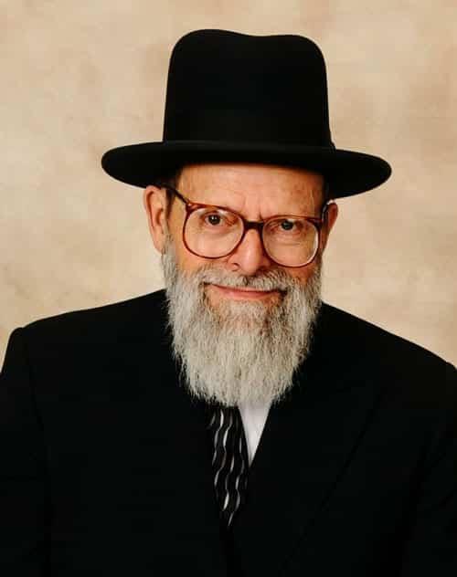 "Rabbi Shaul Zachariash zt""l 1"