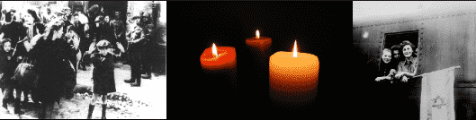 WE MUST NEVER FORGET:  Commemorating Yom Hashoah with DATA 1