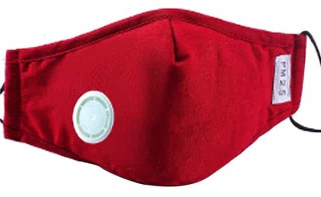 Red Facial Masks: A Halachic Analysis 1