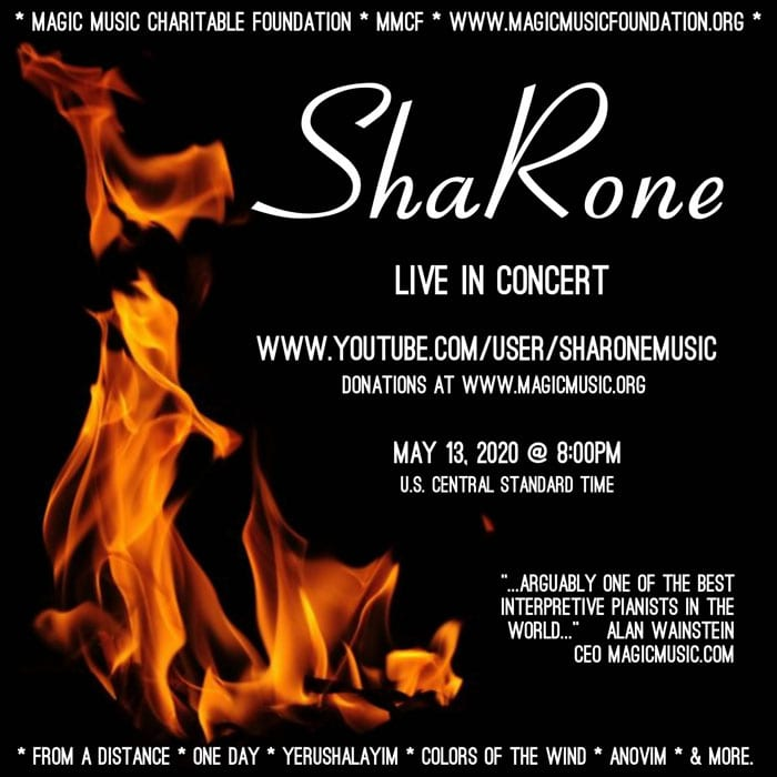 ShaRone: Live in Concert 1